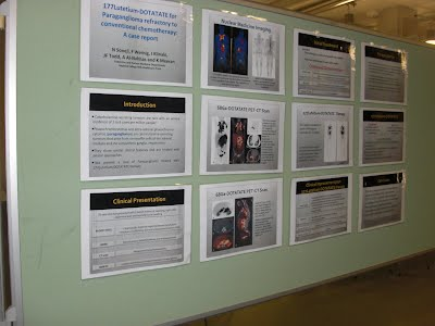 making posters on laminated a4 sheets is cost effective. - imperial ...